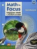 Math in Focus: Singapore Math Enrichment, Book A Grade 4 offers