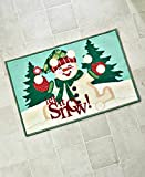 Let It Snow Bathroom Collection (rug)