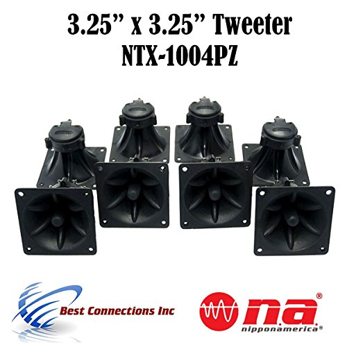 Car Audio Super Tweeter (4 Pair of 3.25
