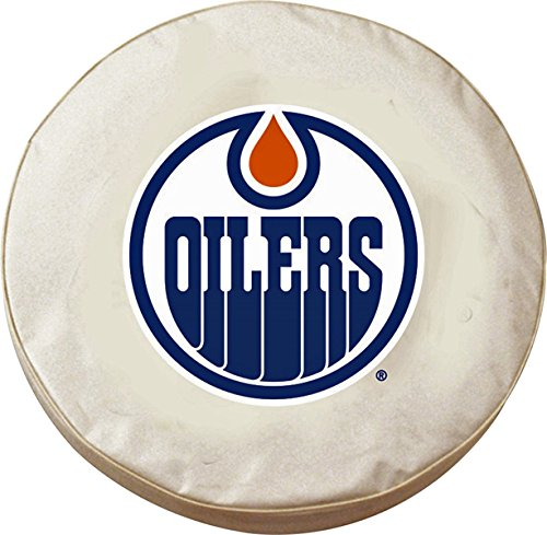 Edmonton Oilers Tire Cover (Accessories Bar Edmonton)