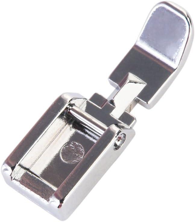 TinkSky - Prensatelas de máquina de coser para cremalleras (apto ...