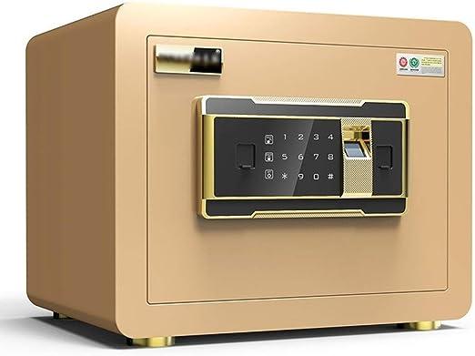 LLRYN Caja Fuerte de Seguridad Digital electrónica, armarios de ...