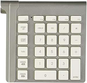 LMP Bluetooth Keypad - Teclado Numérico Bluetooth Para Apple