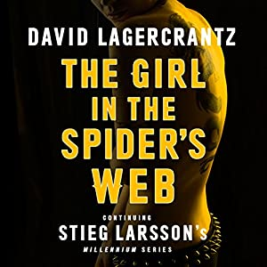 The Girl in the Spider's Web | Livre audio