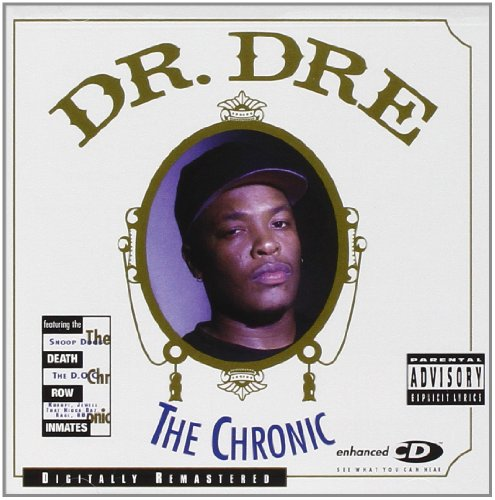 CD : Dr. Dre - The Chronic [Explicit Content] (CD)