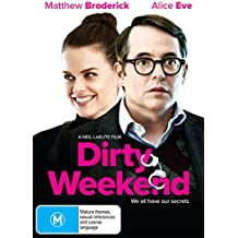 Dirty Weekend | NON-USA Format | PAL | Region 4 Import - Australia