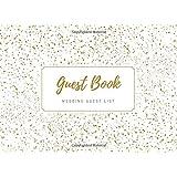 Guest Book: Wedding Guest List (Wedding Guest Book)