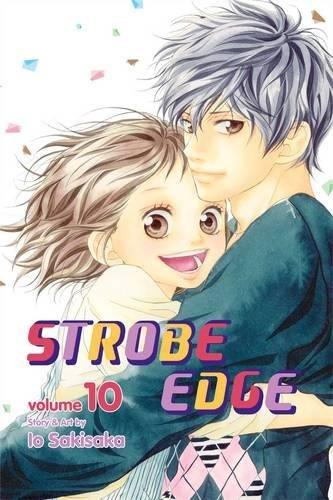 Strobe Edge, Vol. 10 - Graphic Strobe