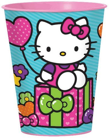 Hello Kitty Rainbow Favor Cup [12 Retail Unit(s) Pack] - 421417