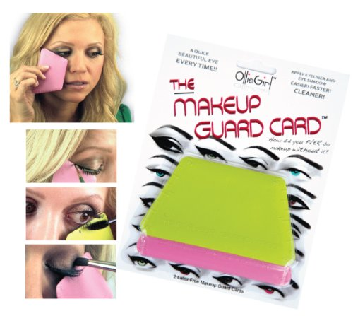 Makeup Guard Card Olliegirl product image