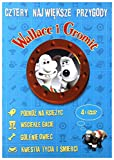 Wallace and Gromit (BOX) [4DVD] (English audio)