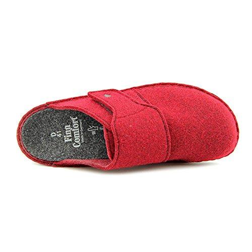 Anatomic Gel Londrina Botines De Cuero 919134 rojo - rojo