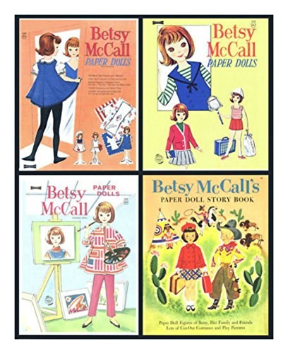 CD#2 - Betsy McCall Paper Doll Collection On CD