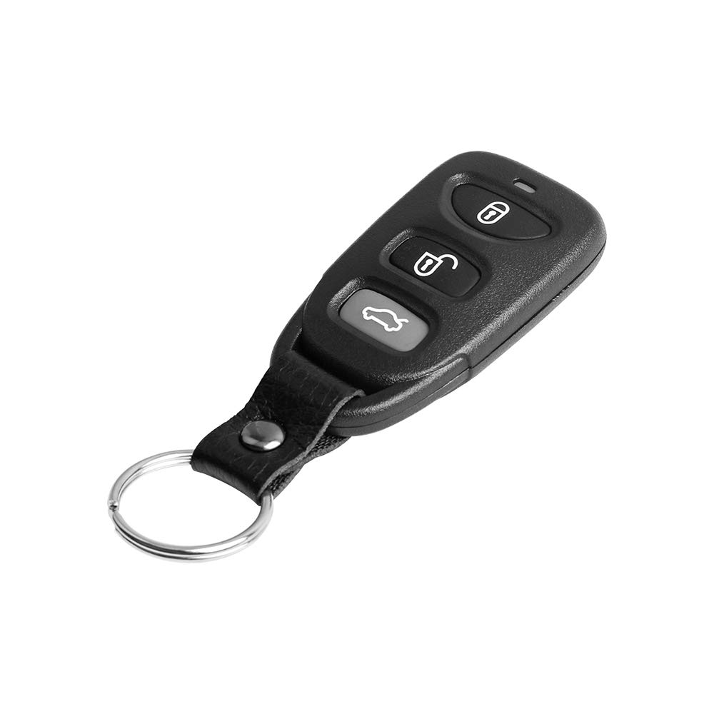 VOFONO Car Key Fob Keyless Entry Remote fits 2007-2010 Hyundai Elantra 2006-2010 Hyundai Sonata Pack of 1 OSLOKA-310T