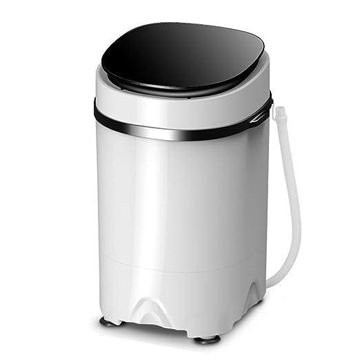 Lavadora Mini Secadora Solo Cilindro Pequeña para El Hogar ...
