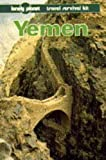Front cover for the book Lonely Planet Yemen by Pertti Hamalainen