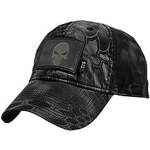5.11 Kryptek HIGHLANDER Tactical Cap & Patch Bundle