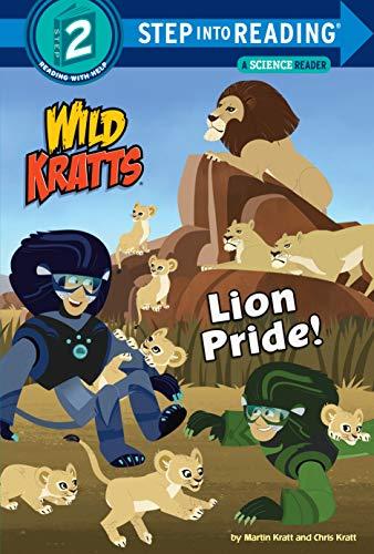 Lion Pride (Wild Kratts) (Step into Reading) (English Edition)