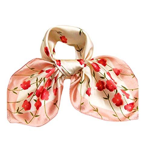 Fashion Square Taschen-Frauen-formale Klage Kurz Schal-Geschäfts-Geschenk-A14