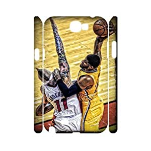 C-EUR Paul George Customized Hard 3D Case For Samsung Galaxy Note 2 N7100
