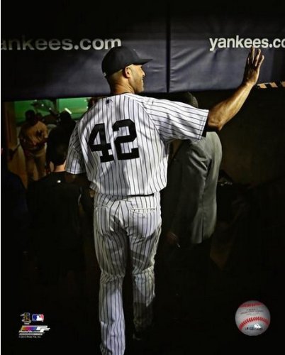 Mariano Rivera New York Yankees Final Career Game 9/26/13 Photo ()