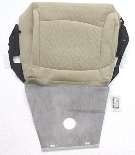 Front Honda Genuine 81531-S4K-A21ZB Seat Cushion Trim Cover Left