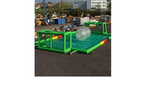 SSELF hinchable, balón de fútbol campo de fútbol hinchable ...