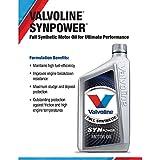 Valvoline VV927 32 fl. oz, 1 Pack Synpower Full Synthetic Motor Oil