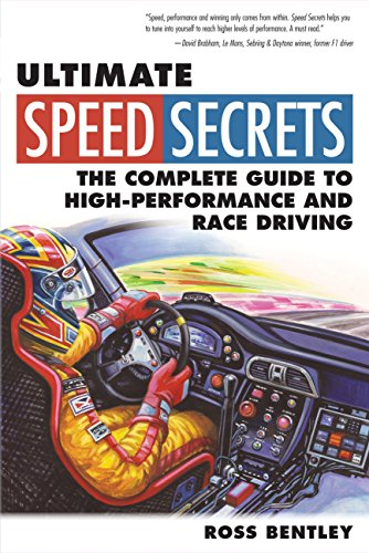 Racing Ultimate (Ultimate Speed Secrets: The Complete Guide to High-Performance and Race Driving)