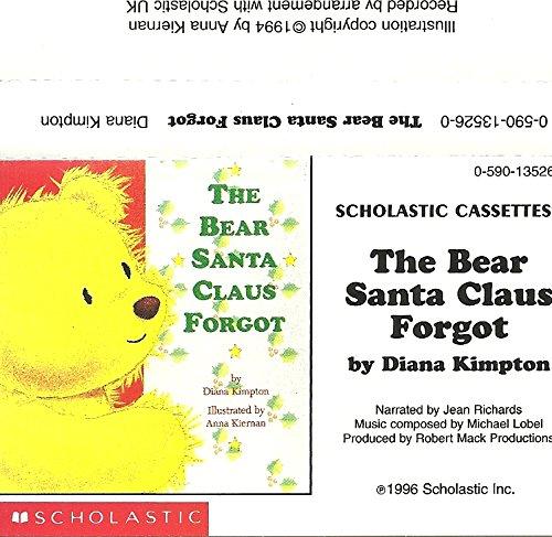 The Bear That Santa Claus Forgot (The Bear Santa Claus Forgot compare prices)