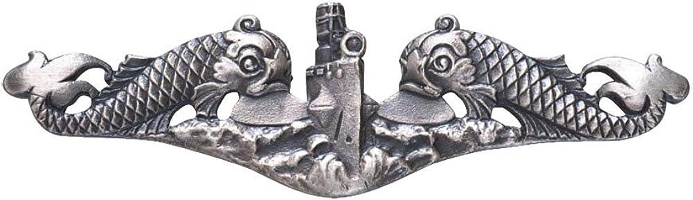 Navy Submarine Enlisted Badge Miniature