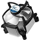 ARCTIC Alpine 11 Rev. 2 CPU Cooler - Intel, Supports Multiple Sockets, 92mm PWM Fan at 23dBA