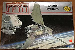 Star Wars Return of the Jedi Shuttle Tydirium Huge Model Kit by MPC
