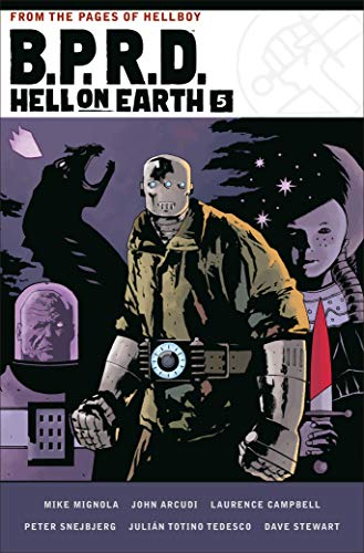 Pdf Graphic Novels B.P.R.D. Hell on Earth Volume 5