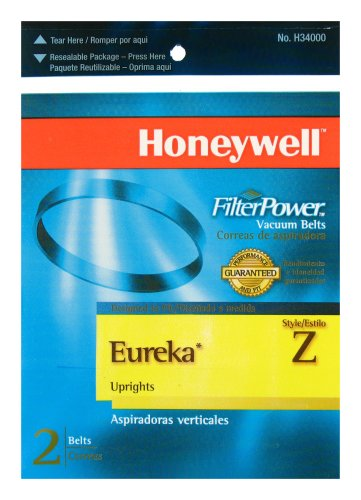 Honeywell H34000 Eureka Z Replacement Belts Appliances