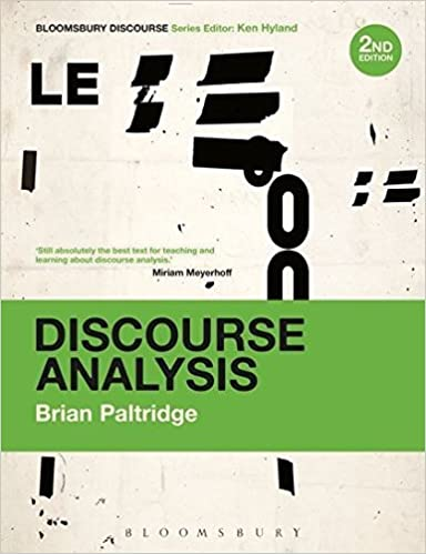Amazon discourse analysis an introduction bloomsbury discourse analysis an introduction bloomsbury discourse 2nd edition fandeluxe Choice Image