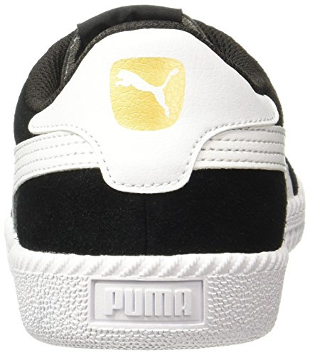 Puma Astro Cup, Sneakers Basses Mixte Adulte Noir (Black-white)