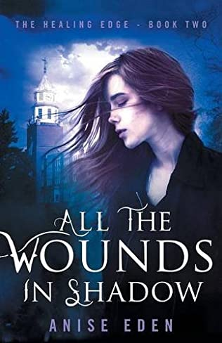 book cover of All the Wounds in Shadow