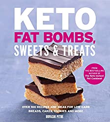 Image of the product Keto Fat Bombs Sweets & that is listed on the catalogue brand of Houghton Mifflin Harcourt.