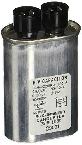 Frigidaire 5304455389 Microwave High Voltage Capacitor
