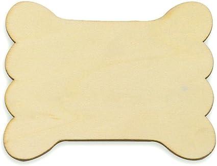 hanhanlop Lot DE 20/bobines Wood Craft Extr/émit/és Planchettes en Bois pour Ruban Dentelle Line 98/x 79/mm