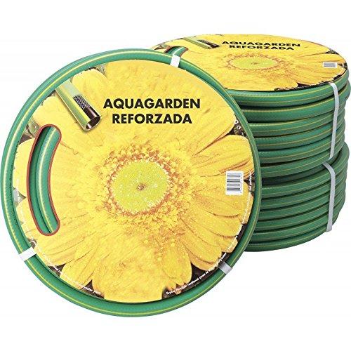 jardin202–Schlauch 50Meter verstärkte Aquagarden bicomalla. Rollen. 30 Mm