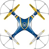Xtreem Sky Ranger RC Video Drone - 12in.L x 12in.W x 12in.H