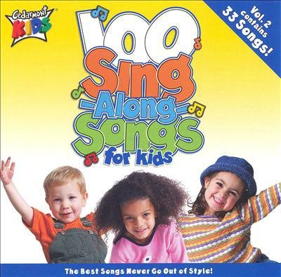 Price comparison product image 100 Sing Along Songs For Kids Vol. 2