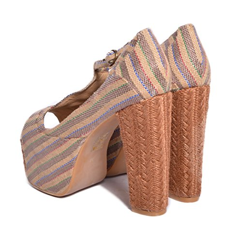 Beige JEFFREY Foxy Wood Multicolor CAMPBELL zxC6a