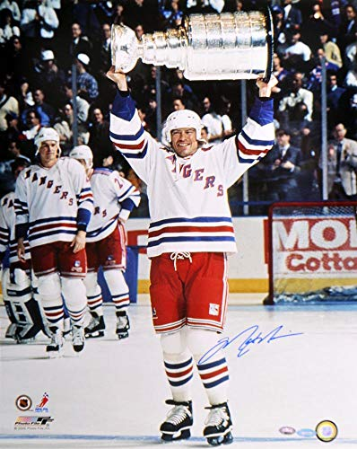Mark Messier Signed Photo - 16x20 - Steiner Sports Certified - Autographed NHL Photos