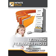 Learning FileMaker Pro 13 [Online Code]