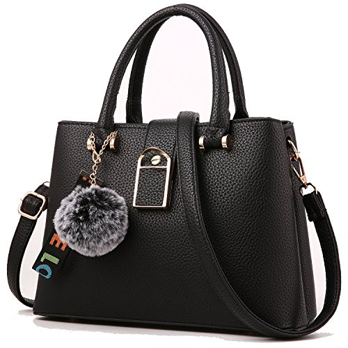 Lady Purse Handbag (Purses and Handbags for Women Designer Shoulder Bags Ladies Tote Bags Top Handle Satchel Messenger Bags)