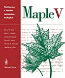 img - for First Leaves: A Tutorial Introduction to Maple V by Bruce W. Char (1993-04-01) book / textbook / text book