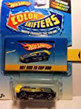 Hot Wheels Color Shifters Battle Spec Hot Rod to Cop (2009)